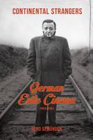 Continental Strangers PDF
