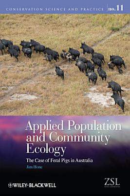 Applied Population and Community Ecology PDF
