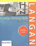 College Writing Skills with Readings MLA 2016 Update PDF