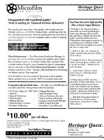The Genealogical Helper