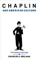 Chaplin and American Culture PDF