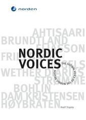 Nordic voices: The global voice of the Nordic Region