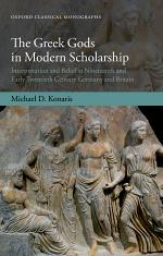 The Greek Gods in Modern Scholarship