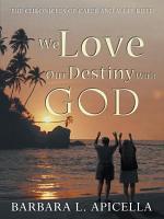 We Love Our Destiny With God PDF