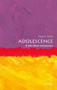 Adolescence  A Very Short Introduction Book