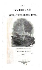The American Biographical Sketch Book. Vol. 1