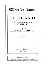 Ireland: The People's History of Ireland, Volume 2