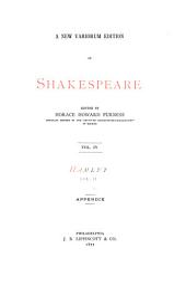Hamlet: Volume 4