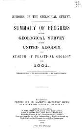 Summary of Progress of the Geological Survey of Great Britain and the Museum of Practical Geology