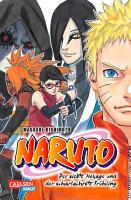 Naruto   Der siebte Hokage und der scharlachrote Fr  hling PDF