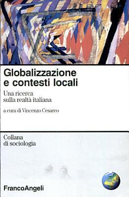 Globalizzazione e contesti locali PDF
