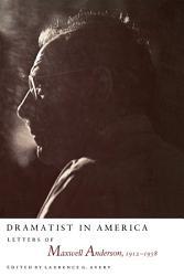 Dramatist in America PDF
