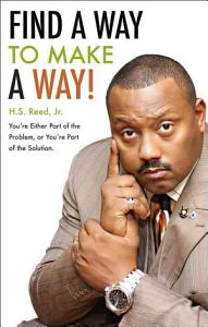 Find a Way to Make a Way  Book