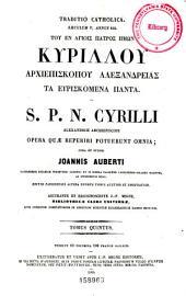 Patrologiæ cursus completus: seu, Bibliotheca universalis, integra, uniformis, commoda, oeconomica omnium SS. patrum, doctorum, scriptorumque ecclesiasticorum. Series græca, Volume 72