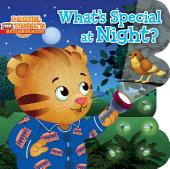 What's Special at Night?: with audio recording