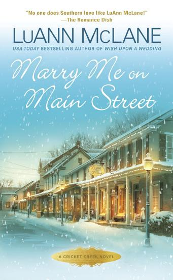 Marry Me on Main Street PDF
