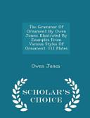 The Grammar of Ornament by Owen Jones PDF