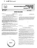 News Releases PDF