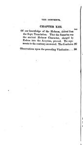 Memoirs of the Life and Writings of the Right Rev. Brian Walton, D.D., Lord Bishop of Chester: With Notices of His Coadjutors in that Illustrious Work ... and of the Authorized English Version of the Bible...to which is Added Dr. Walton's Own Vindication of the London Polyglot