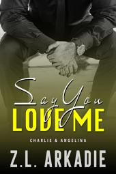 Say You Love Me: Charlie & Angel (LOVE in the USA, vol. 11)