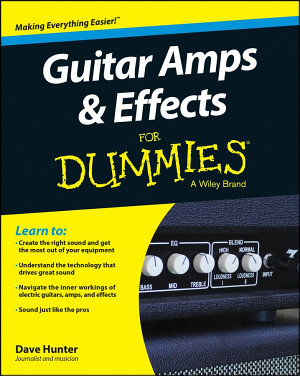 Guitar Amps and Effects For Dummies PDF