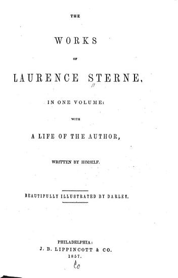 The Works of Laurence Sterne PDF