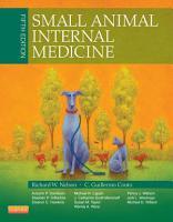 Small Animal Internal Medicine   E Book PDF