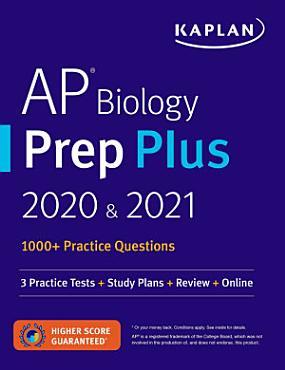 AP Biology Prep Plus 2020   2021 PDF
