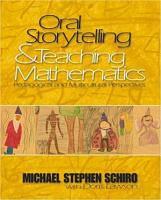 Oral Storytelling and Teaching Mathematics PDF