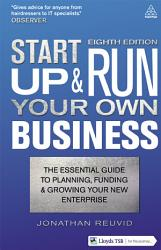 Start Up And Run Your Own Business Book PDF