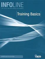 Training Basics  an Infoline Collection PDF