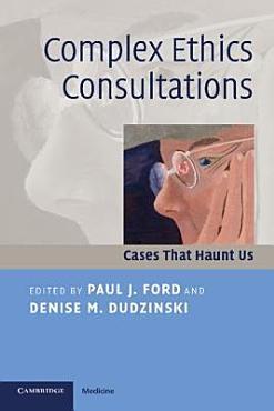 Complex Ethics Consultations PDF
