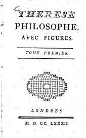 Thérèse philosophe: avec figures, Volume1