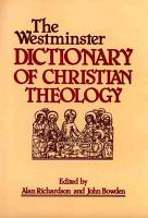 The Westminster Dictionary of Christian Theology PDF