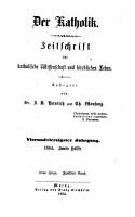 Der Katholik Mainz PDF