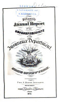 Annual Report of the Superintendent of Insurance PDF