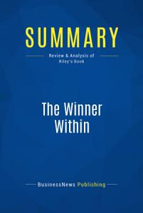 Summary  The Winner Within Book