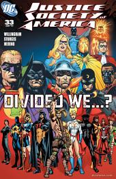 Justice Society of America (2006-) #33