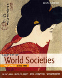 A History Of World Societies  2  Since 1450