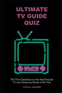 Ultimate TV Guide Quiz