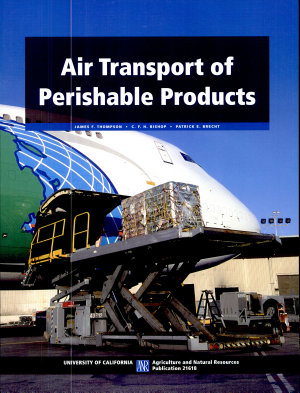 Air Transport of Perishable Products