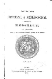 The Montgomeryshire Collections: Volume 14