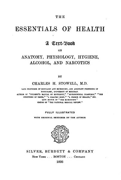 The Essentials of Health PDF