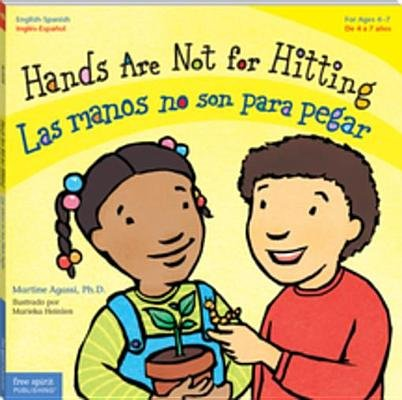 Hands Are Not for Hitting   Las manos no son para pegar