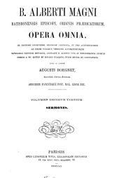 B. Alberti Magni Opera omnia: Volume 13