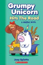 Grumpy Unicorn Hits The Road Grumpy Unicorn Graphic Novel  Book PDF