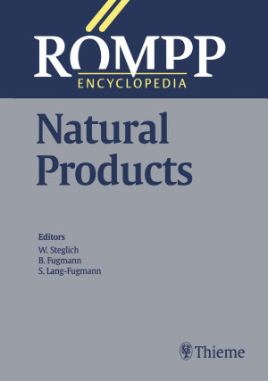 R  MPP Encyclopedia Natural Products  1st Edition  2000 PDF