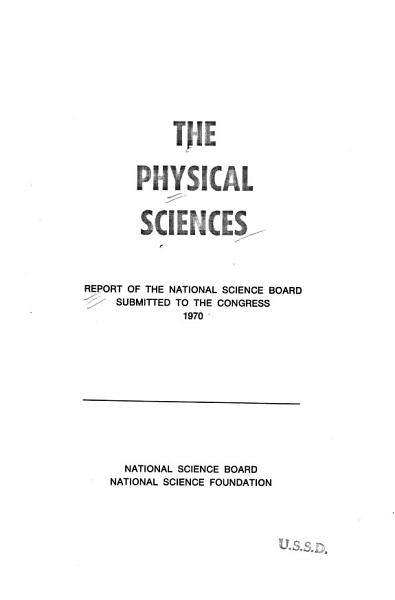 Report Of The National Science Board
