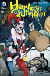 Detective Comics (2011- ) Featuring Harley Quinn #23.2