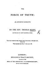 The Force of Truth ... Second edition